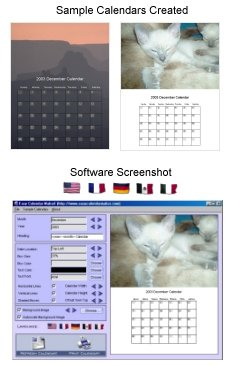 Calendar Software to create calendars